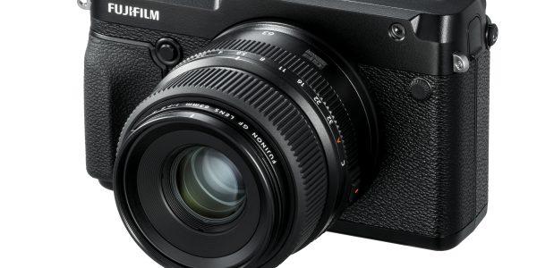 Kompakt Fujifilm mellomformatkamera