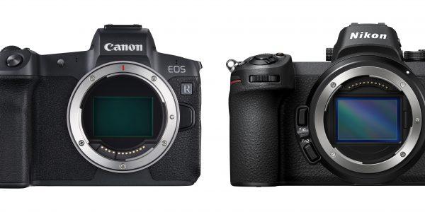 10 ting du må vite om Canon EOS R og Nikon Z7 / Z6