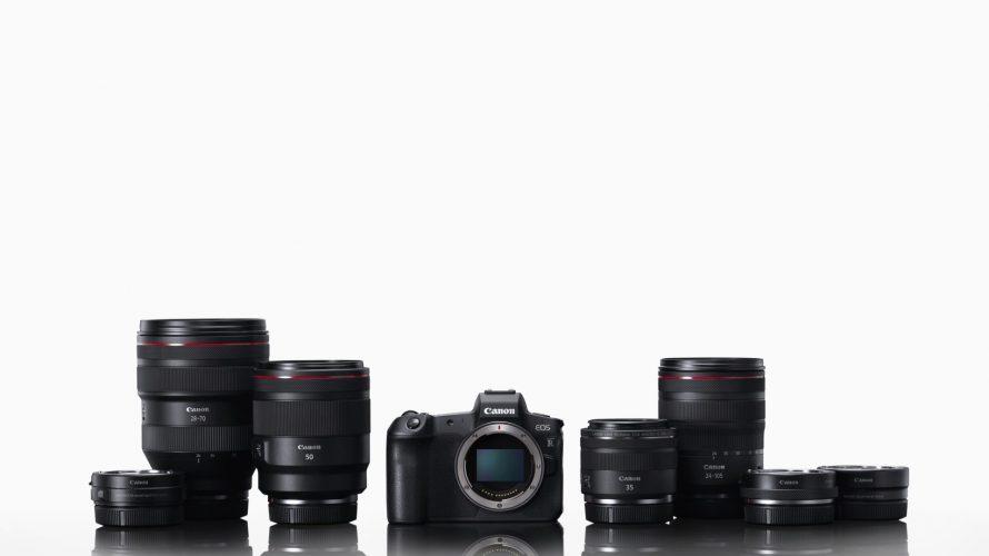 Canon lanserer speilløst kamerasystem