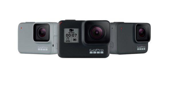 Ny serie GoPro actionkameraer
