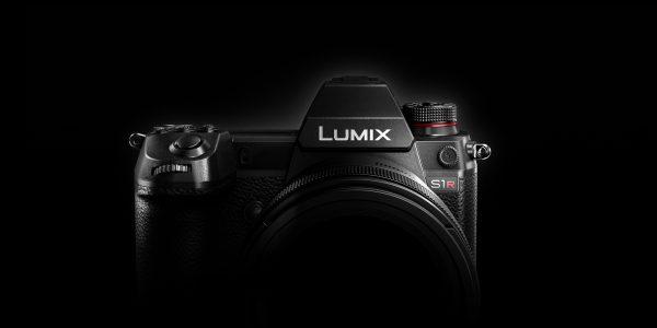 Fullformat speilløst Panasonic-kamera