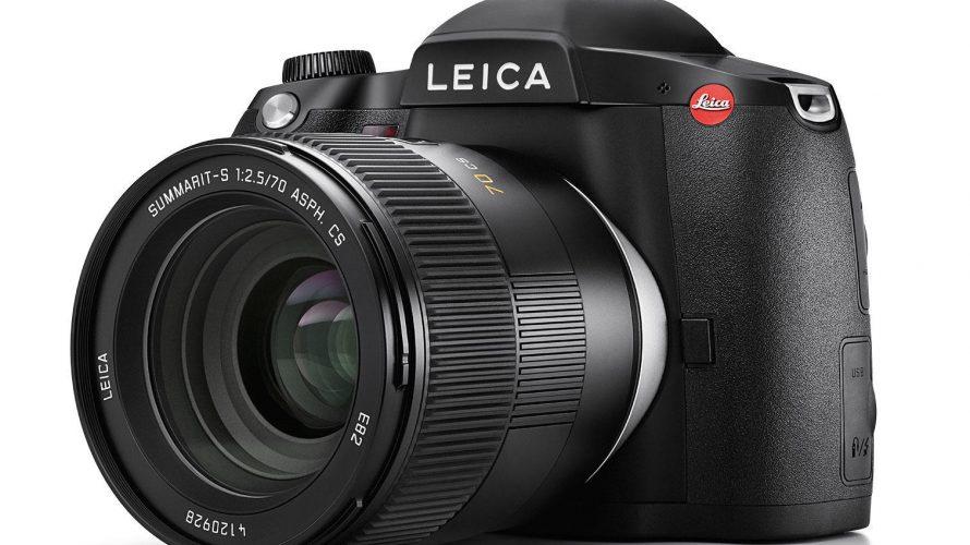 Leica med mer oppløsning