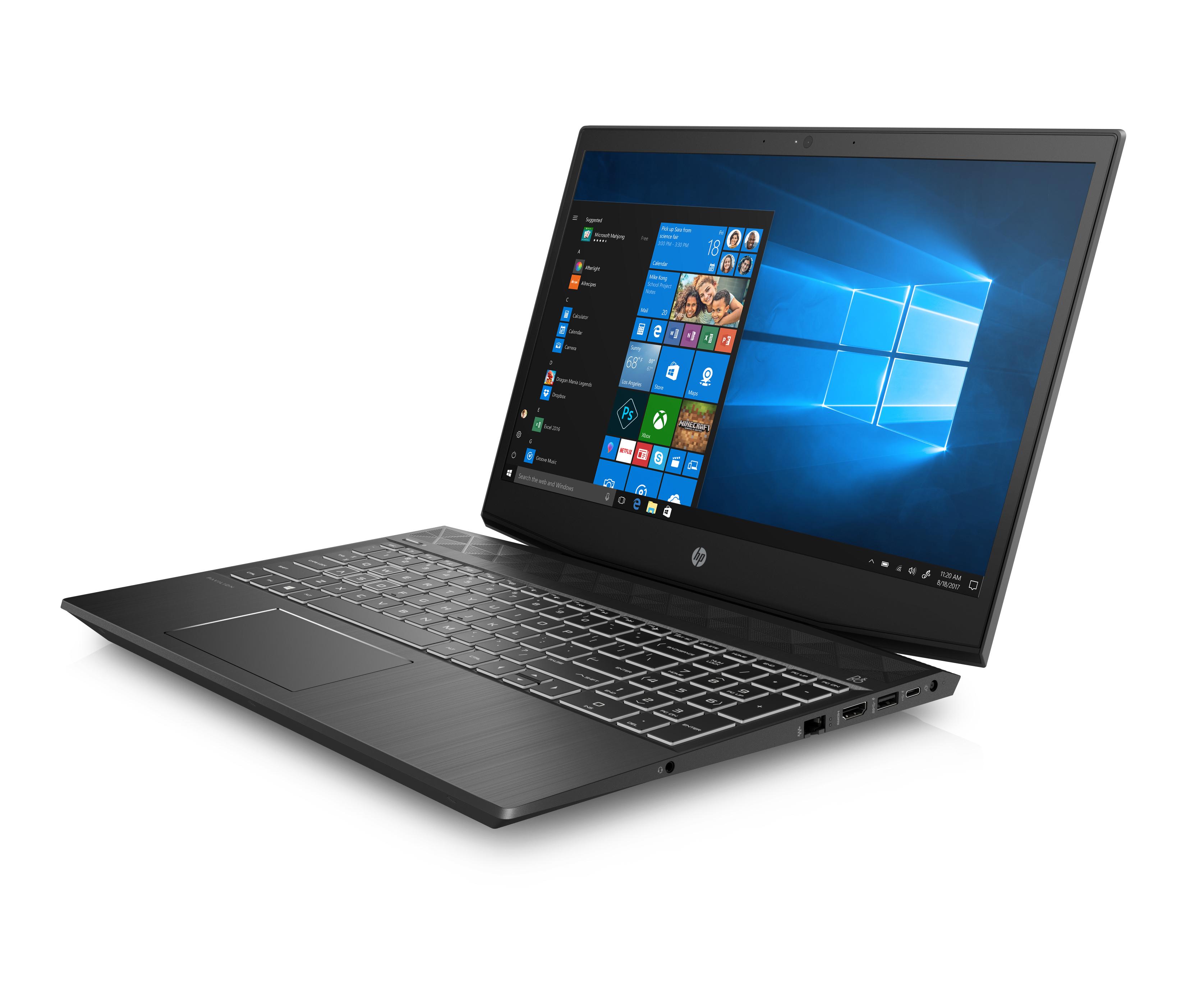 HP Pavilion Gaming Laptop 15-cx081 5no
