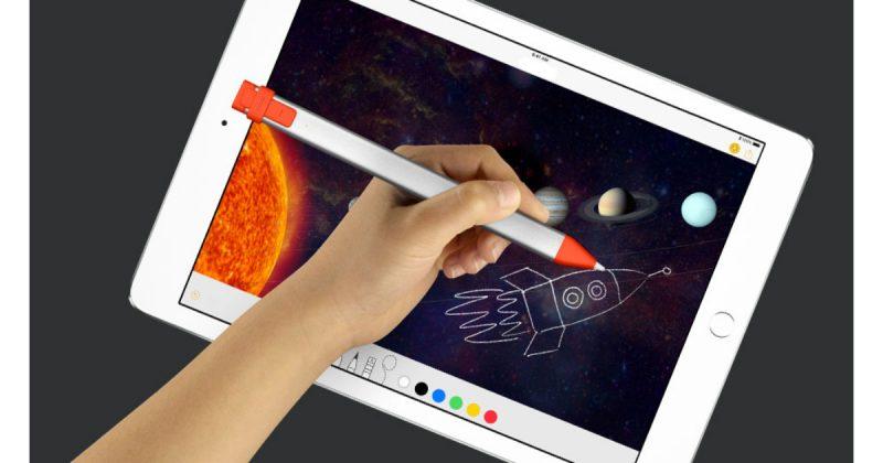 Slipp løs kreativiteten med Logitech Crayon