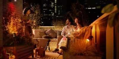 Philips Hue Lily Outdoor Startkit