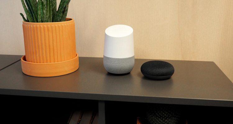 Google Home & Google Home Mini