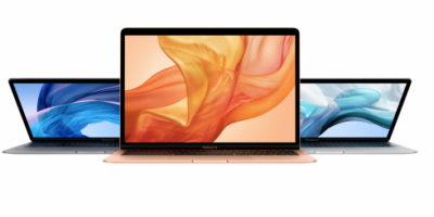 Slankere og skarpere MacBook Air