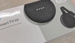 Google 'Smart TV Kit' og ny Chromecast