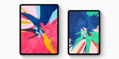Face-ID og større skjerm på iPad Pro