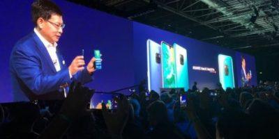 Mobiloverraskelse fra Huawei