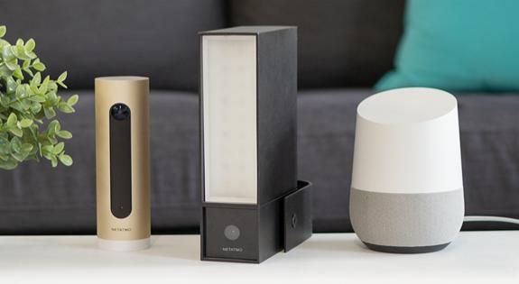 Nå kan Netatmo-kameraene styres via Google Home