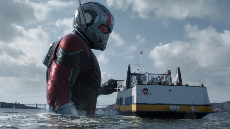 Ant-Man 2 – Ant-Man and the Wasp