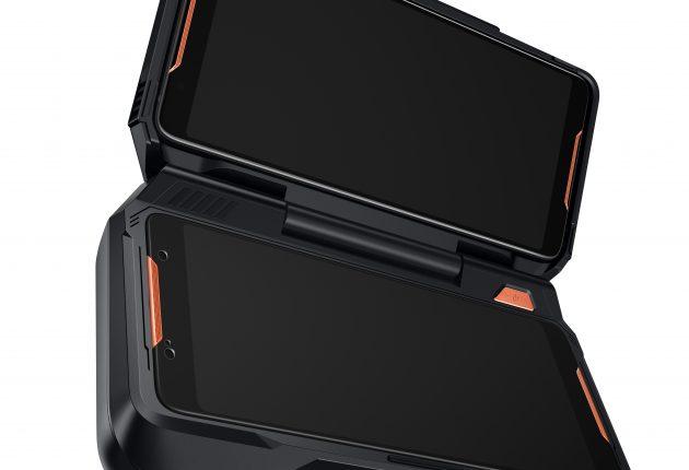 Savner du din gamle Nintendo DS? Da er dobbeltskjerm-dokken sikkert noe for deg. (Foto: Asus)