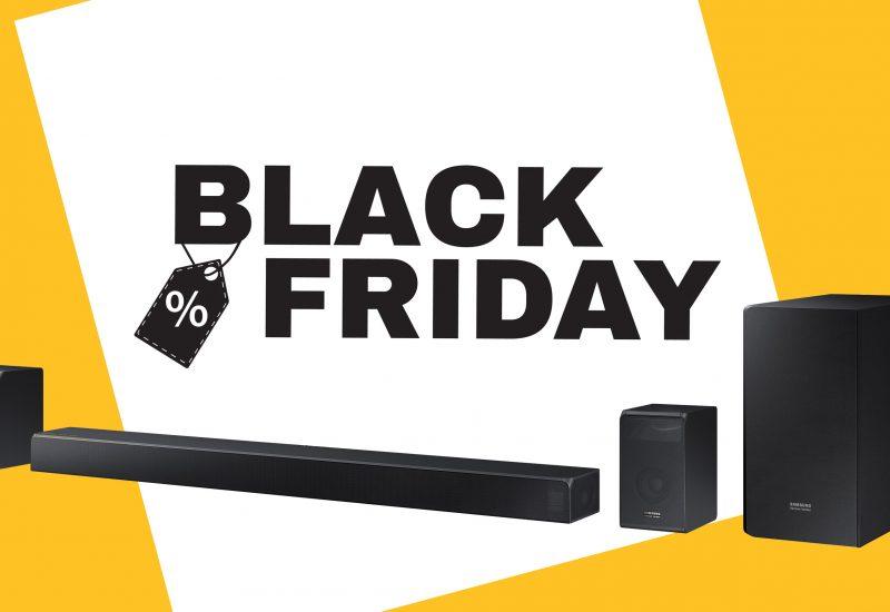 Black Friday lydplanker