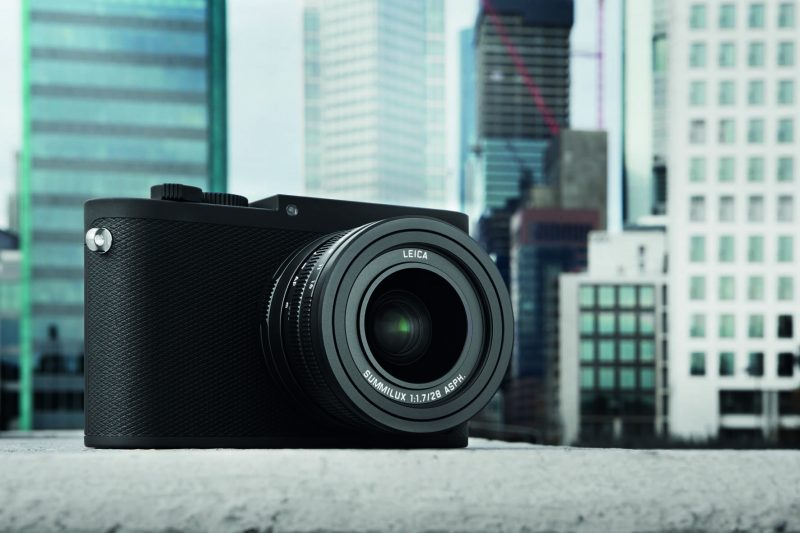 Nedstrippet Leica