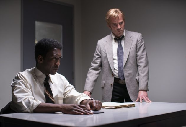 Interrogate 'TRASH MAN' WOODARD. (Warrick Page/HBO)