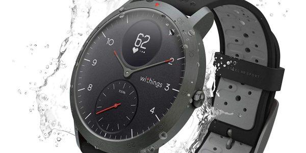 Withings Steel HR Sport