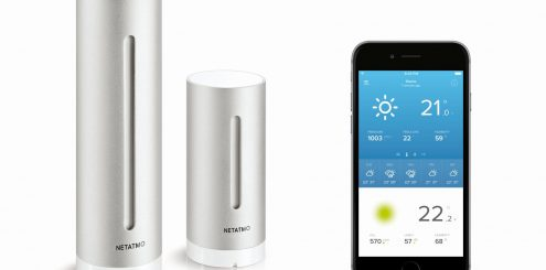 Netatmo Weather station NWS01