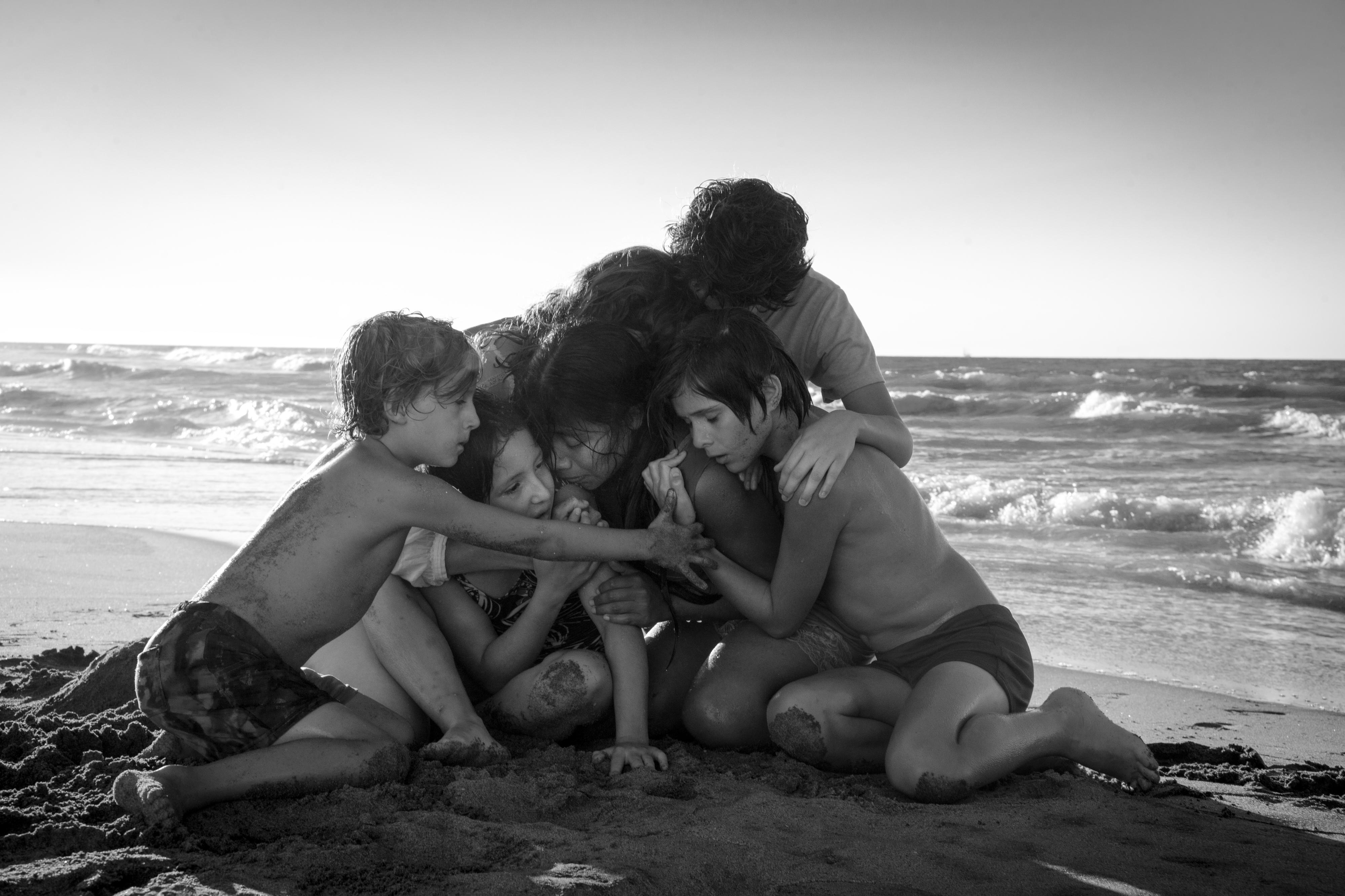 """""""Roma"""" är en oerhört stark kandidat till """"Årets bästa film"""" Foto: Netflix"""