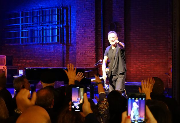 Bruce Springsteen, «Springsteen on Broadway», 01.12.2018 (Foto: Tor Aavatsmark)