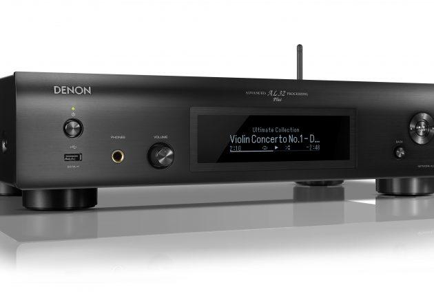 """Denon NDP-800NE er en """"radio"""" til det moderne anlegget. Foto: Denon"""