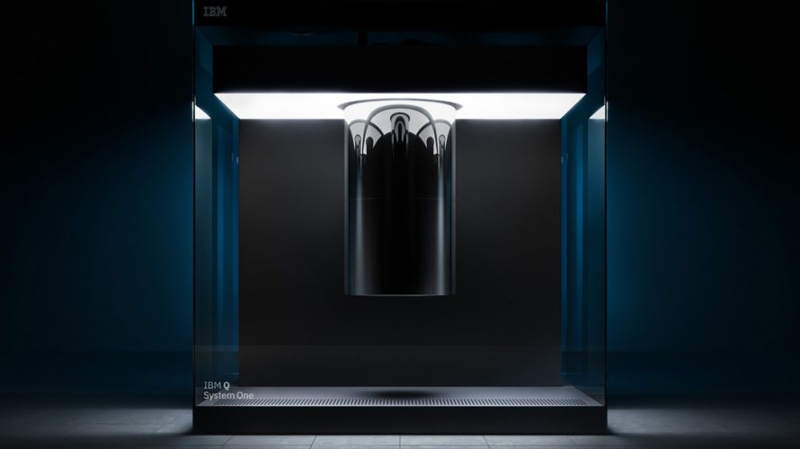 CES 2019: Kvantedatamaskinen er her