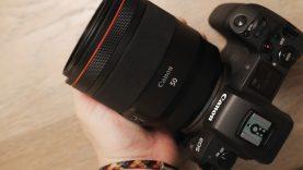 Canon RF 50mm f1.2L USM