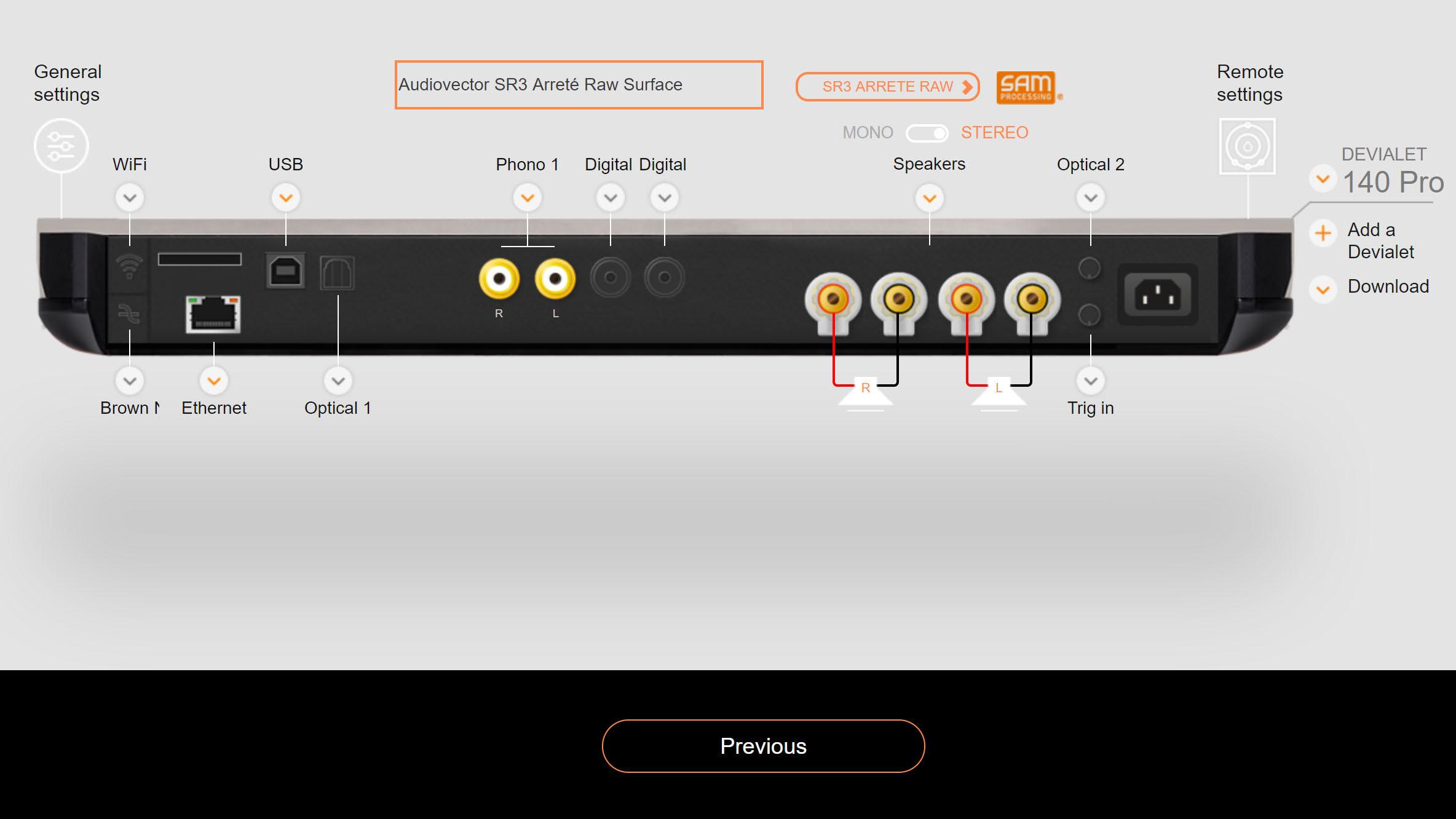 Når du er logget inn, får du god oversikt over dine konfigureringer via hjemmesiden. Foto: Skjermdump