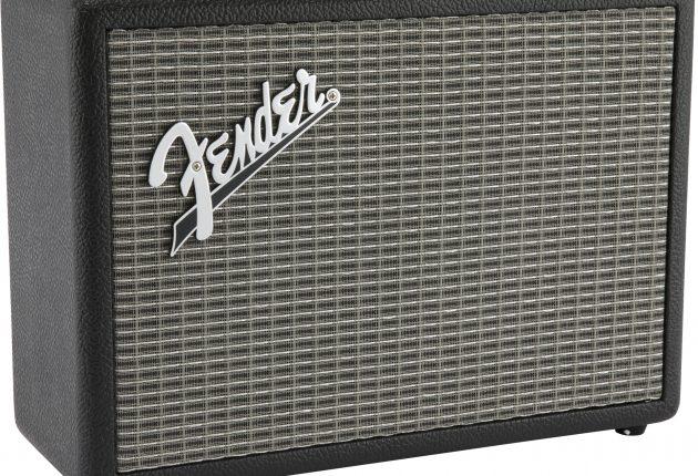 Fender Monterey i svart minner om en Fender gitarforsterker fra 1970-tallet. Foto: Fender