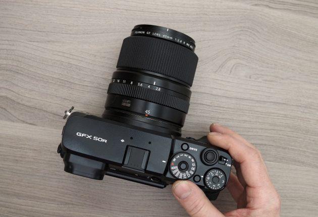 Oversikt har alltid vært en styrke hos Fujifilm. Foto: Lasse Svendsen