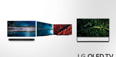 ThinQ AI og andregenerasjons Alpha 9 (α9) prosessor løfter brukeropplevelsen på LGs nye TV-modeller til et nytt nivå
