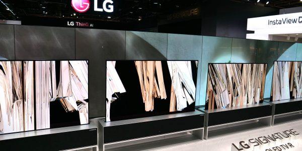 LG OLED65R9