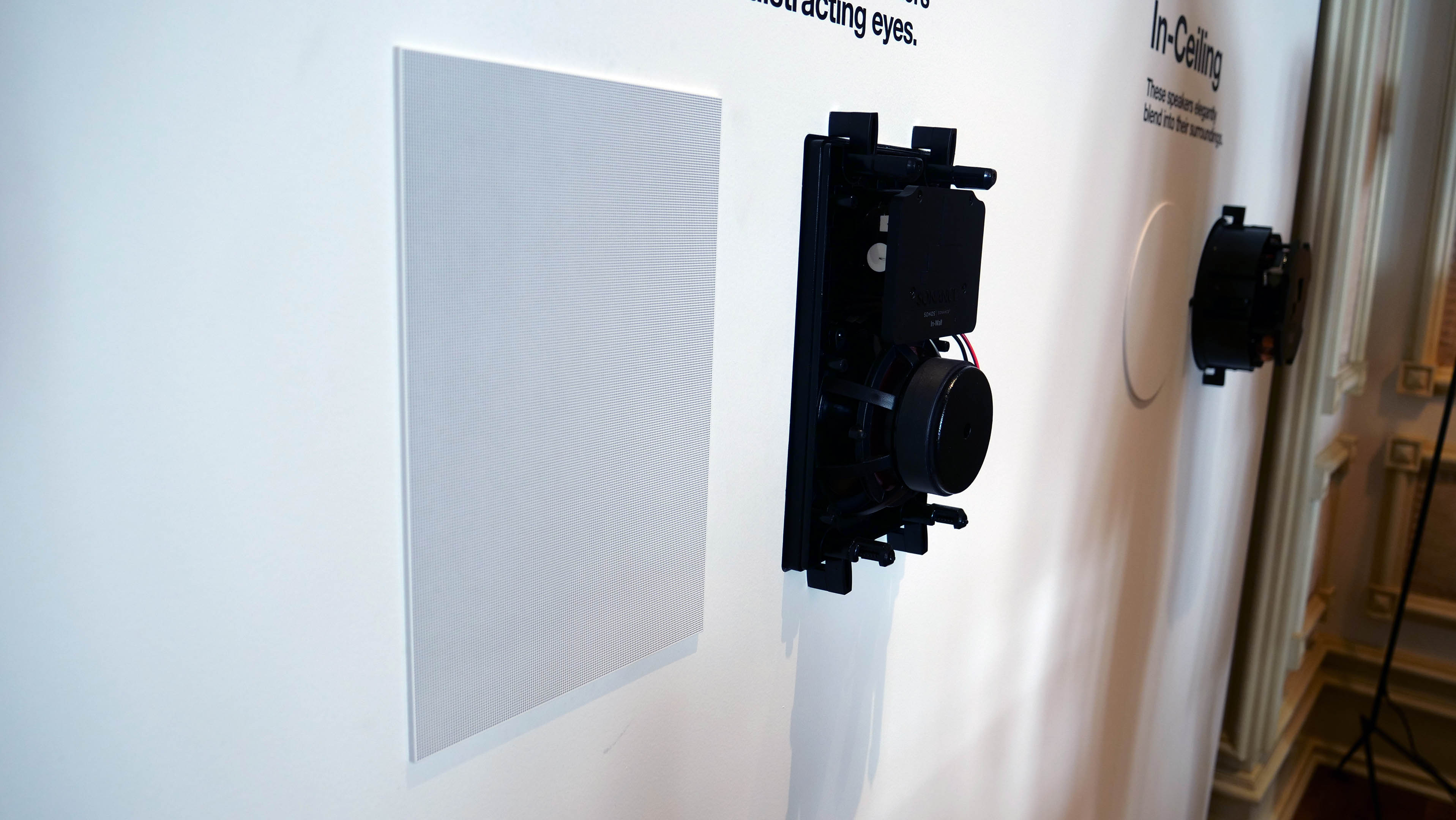 Sonance Sonos in-wall