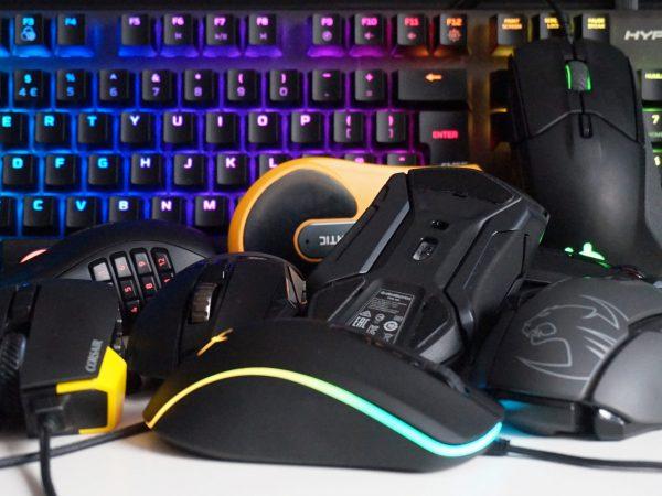 6 gaming mus
