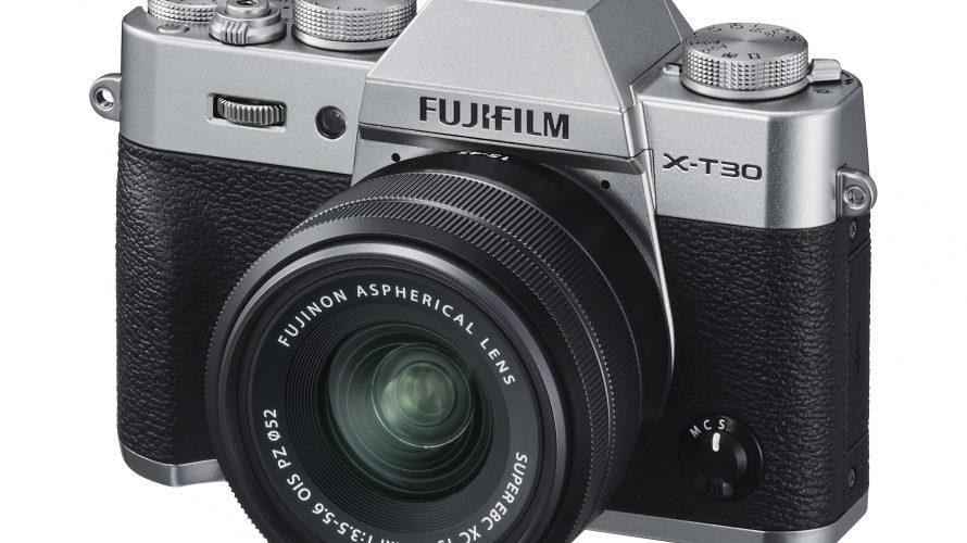 Helrått reisekamera fra Fujifilm