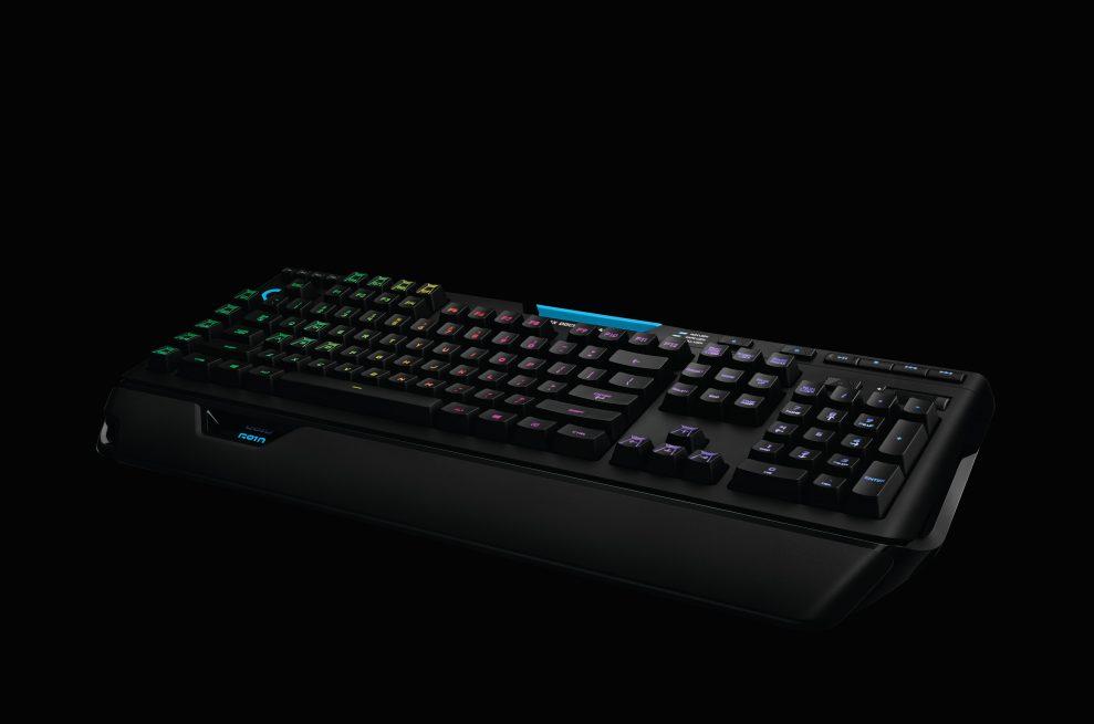 Best pris på Logitech G910 Orion Spectrum Se priser før