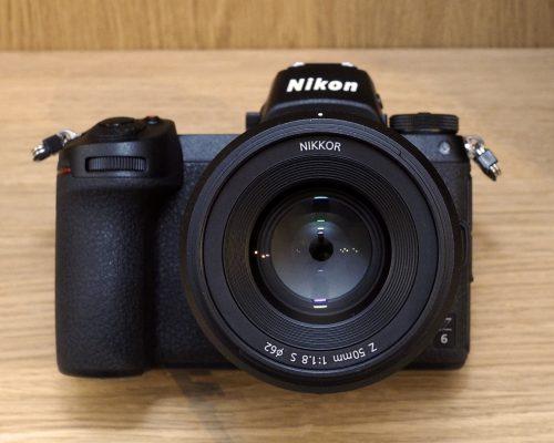 Nikon Nikkor Z 50 mm f1.8 S