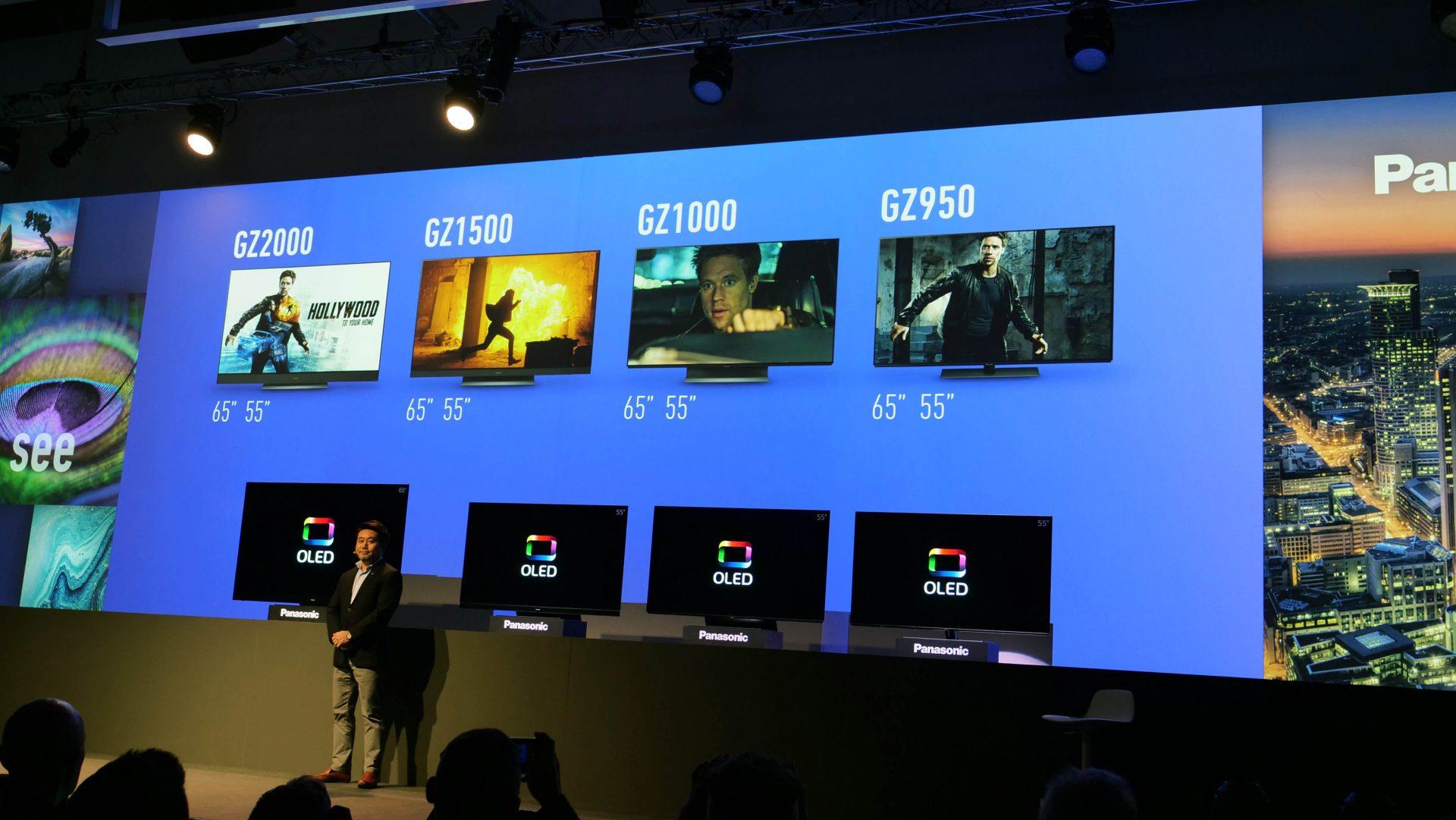 Panasonics 2019 TV-modeller får Dolby Vision og HDR10+ - Lyd & Bilde