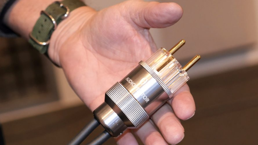 Audiovector slipper musikken fri
