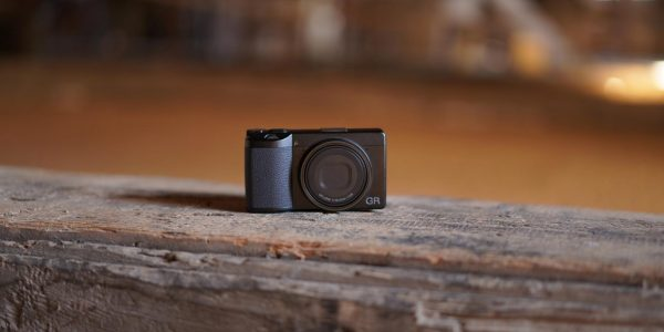 Ricoh-kamera for entusiaster