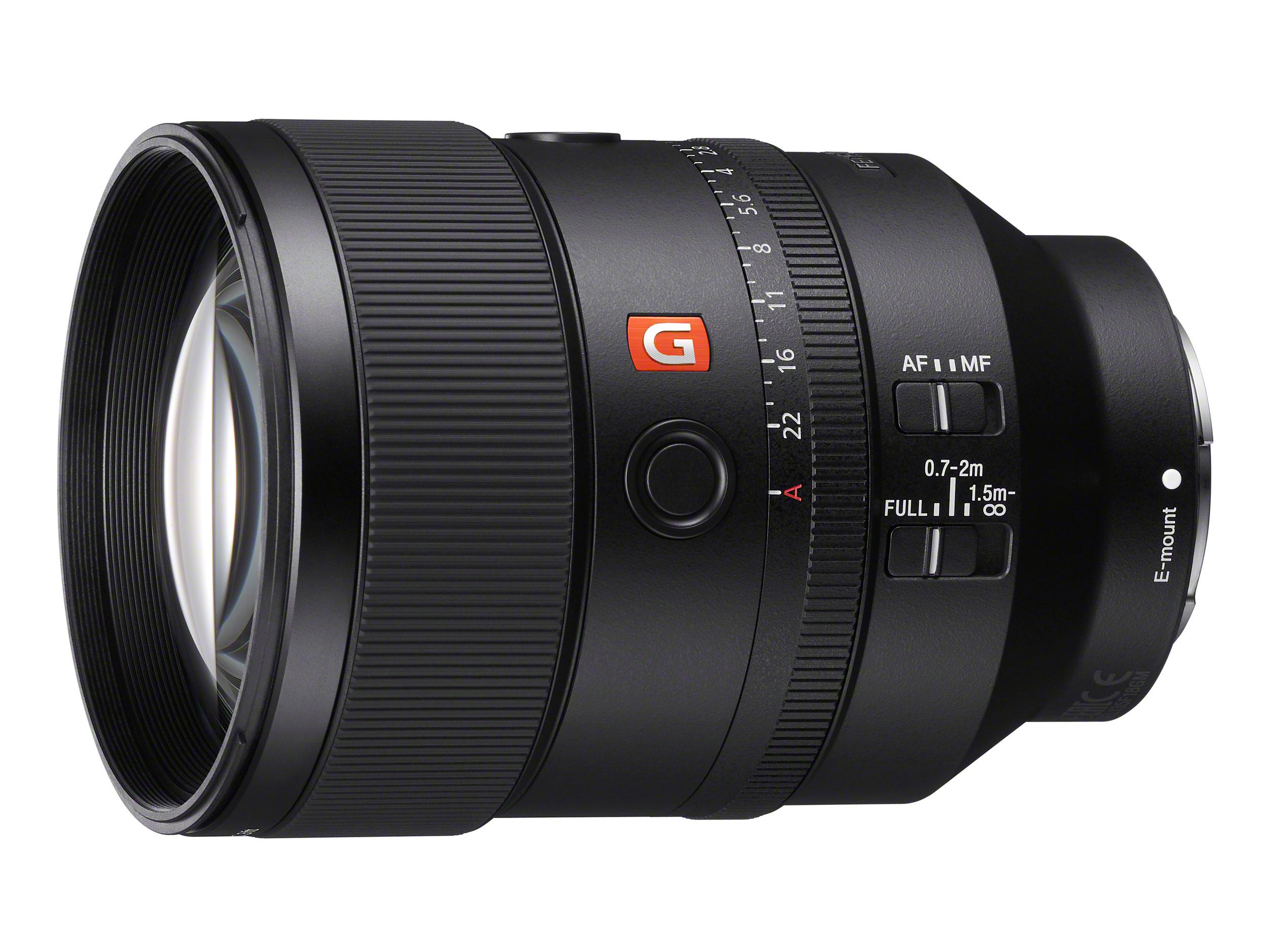 Sony-SEL135F18GM