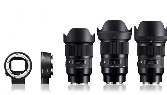Sigma slipper objektiver til Panasonic og Leica