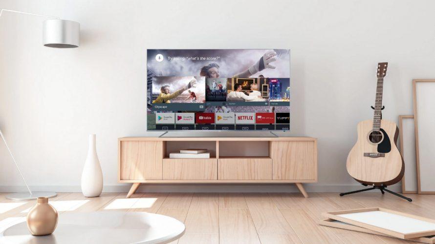 Seks 4K-TV-er i budsjettklassen