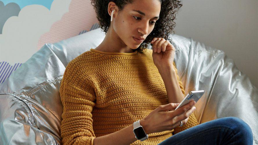 Apple AirPods får stemmestyring