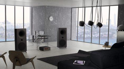 Avantgarde Acoustic Zero TA XD
