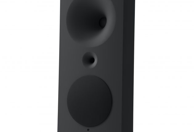 Zero TA XD i svart. Foto: Avantgarde Acoustic