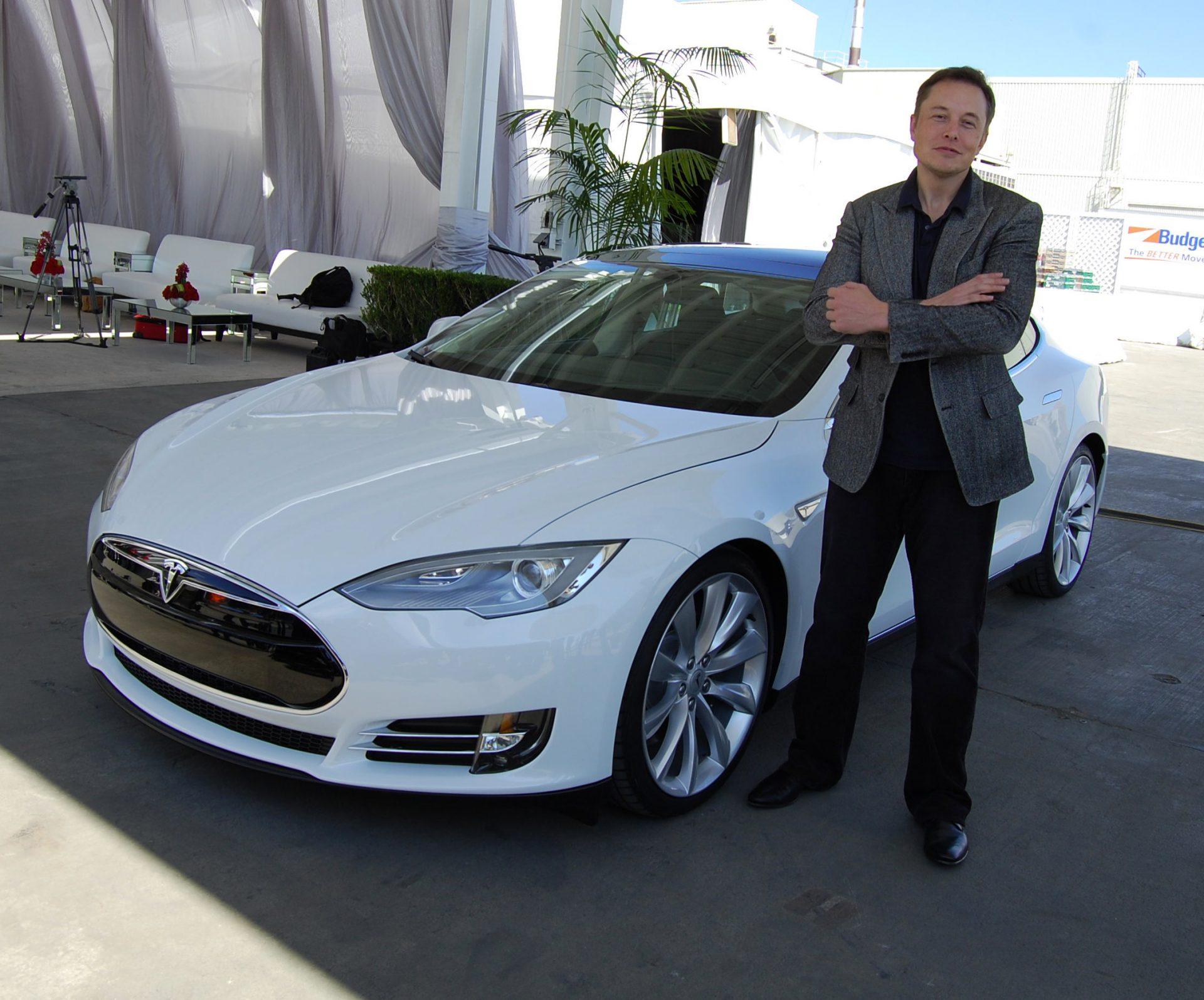 Elon Musk har fått igenom sina planer på att bygga en fabrik i Norge. Foto: Creative Commons