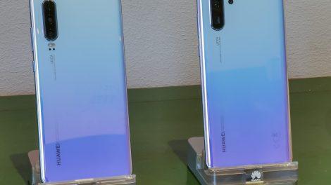 Huawei sikrer kameratronen