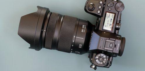 Panasonic Lumix S 24-105mm F4 Macro OIS