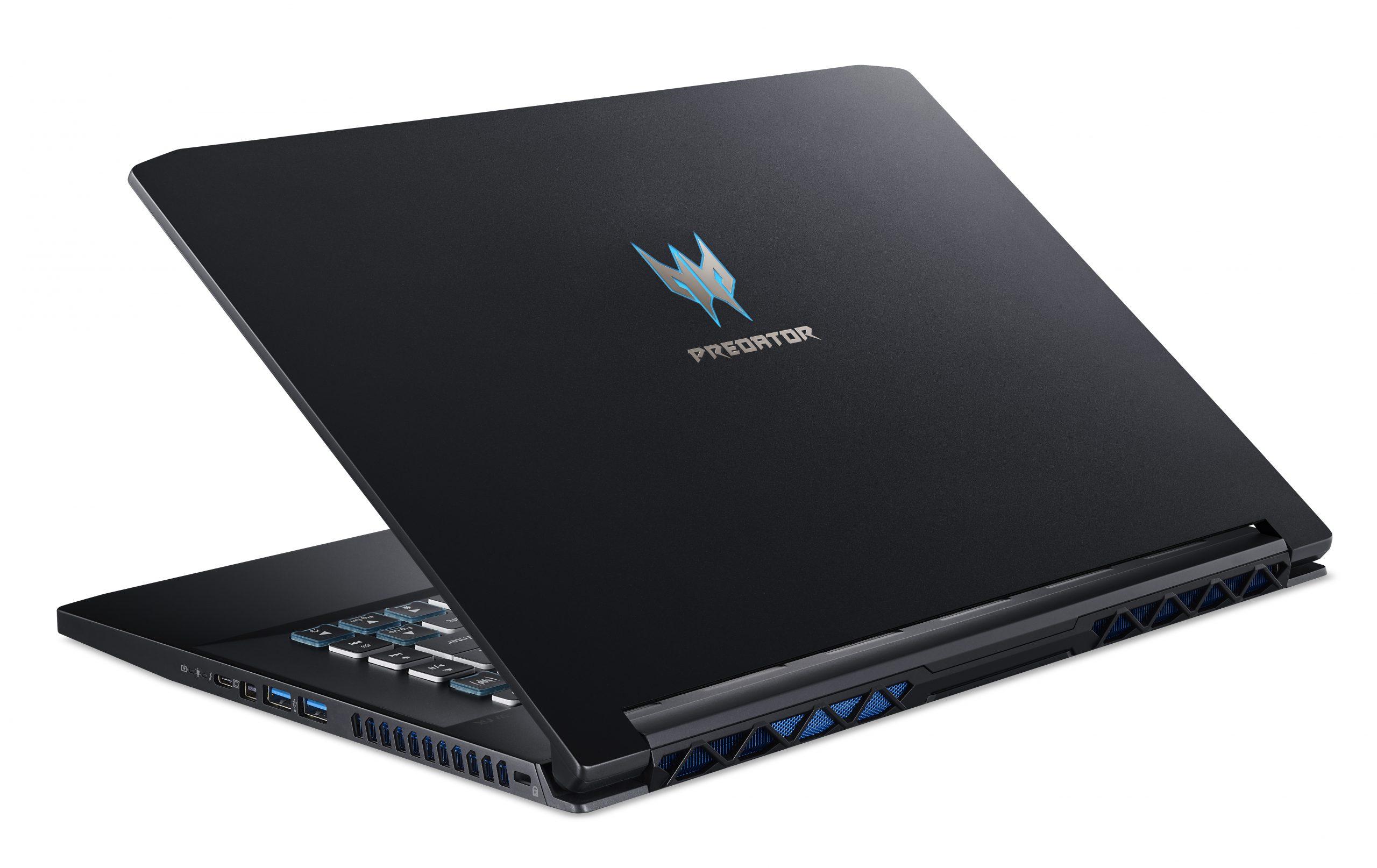 Test Acer Predator Triton 500 Pt515 51 73ux Halv Storrelse Full Kraft